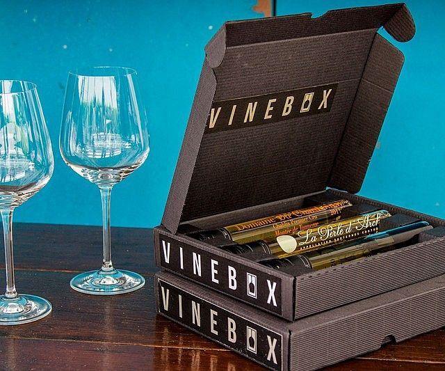 Get on the fast track to becoming a world-renowned wine connoisseur by sampling wines from this international wine subscription box. Each package delivers three carefully curated high-end wines in perfectly measured pours right to your doorstep.