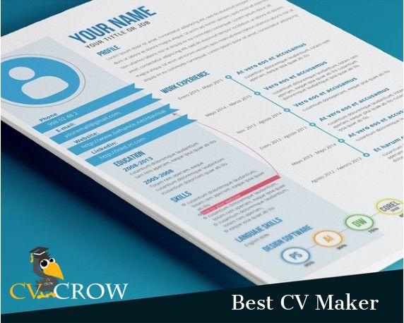 25+ unique Cv maker ideas on Pinterest Online cv maker, Online - resume now free