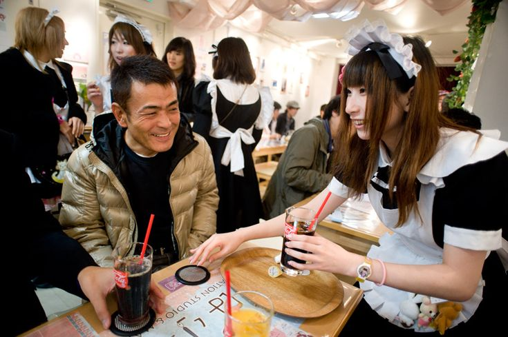 Image result for maid cafe