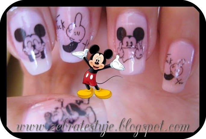 Zebra Testuje: Mickey Mouse – każdy zna – A dziś prezentuję Ja!