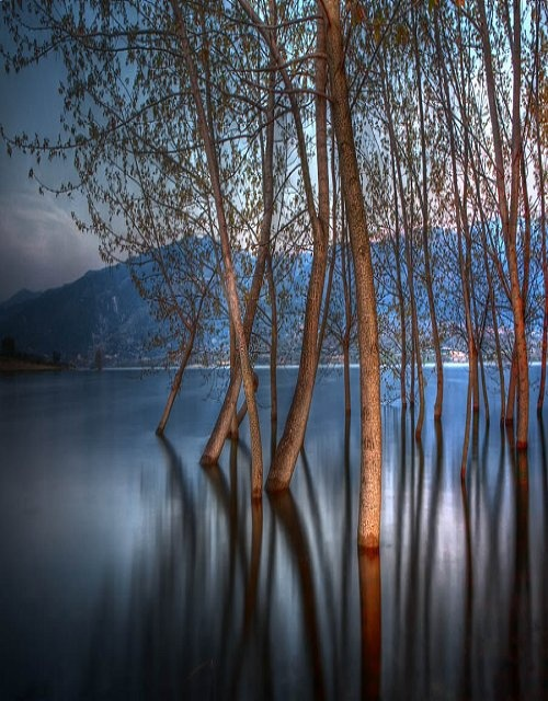 Polifitos Lake - Kozani, Greece /  photo by *Chris-Lamprianidis