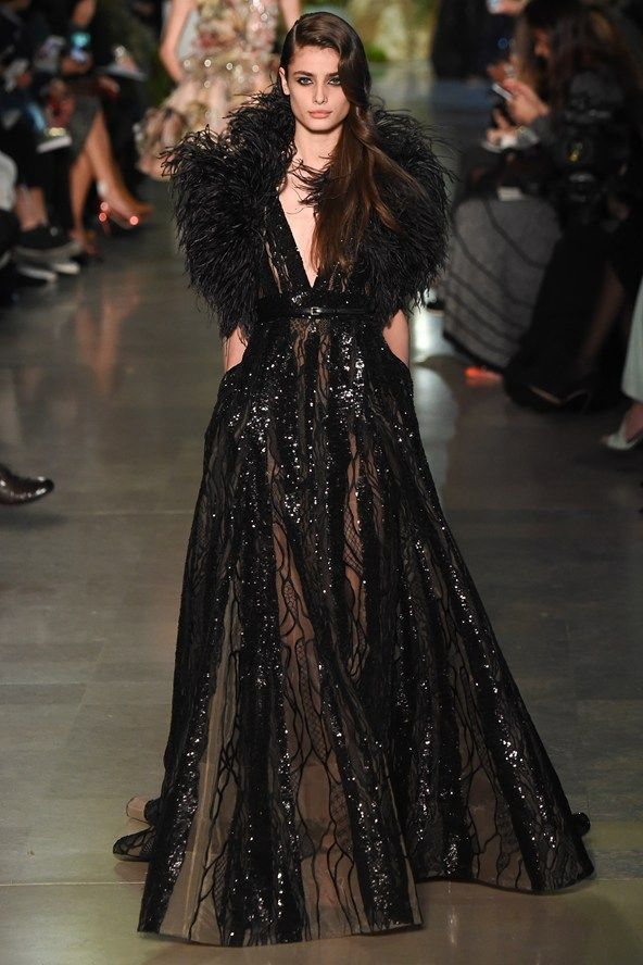 See the Elie Saab spring/summer 2015 couture collection