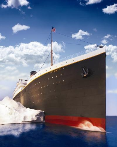Titanic Museum; my favorite museum of all time!!! :)
