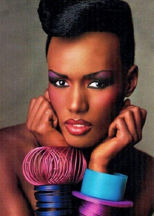 Superhero Makeup Best 25+ Grace jones i...