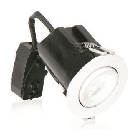 Spot LED Isored ENC BBC blanc 230V 5W 500lm 3000K