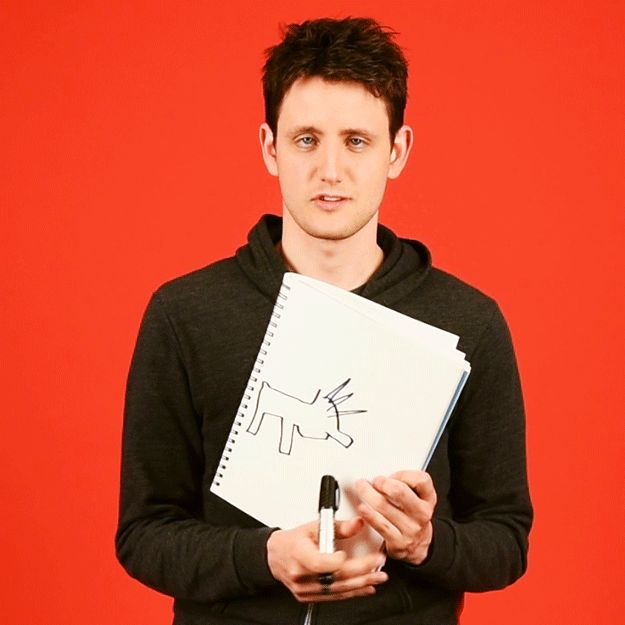 25 Things You Need To Know About Zach Woods