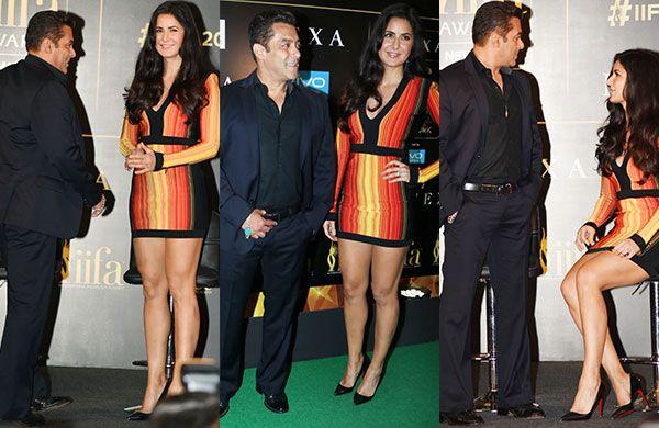 #Salman #Khan and #Katrina #Kaif Sizzling Chemistry at the #IIFA Press Conference  Get more Bollywood Patrika  #Stay #Updated #Bollywood #Fans