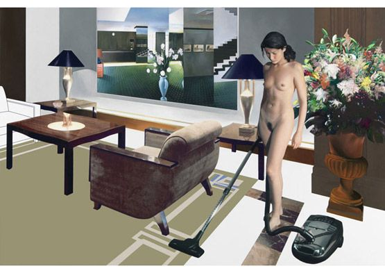 richard hamilton artist work | LUALA The father of Pop Art – Richard Hamilton's major exhibition ...