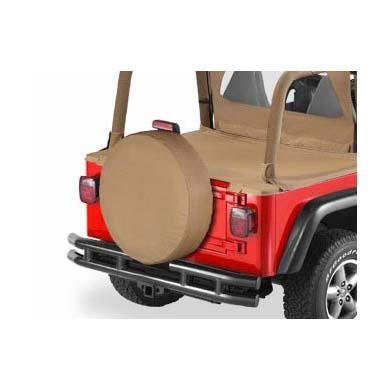 #4wheelcarparts Bestop Bestop 29 Inch Spare Tire Cover in Spice - 61029-37 61029-37 Spare Tire Cover: 29 inch… #4wheeldrivecars #offroad