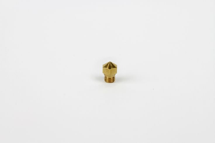 MK10 Extruder Nozzle M7 0,3 mm (0,0118 inch)   brass nozzle   for 3D printing   http://www.monzamakers.com/categoria-prodotto/accessori   #MonzaMakers #3Dprinting #extruder #nozzle