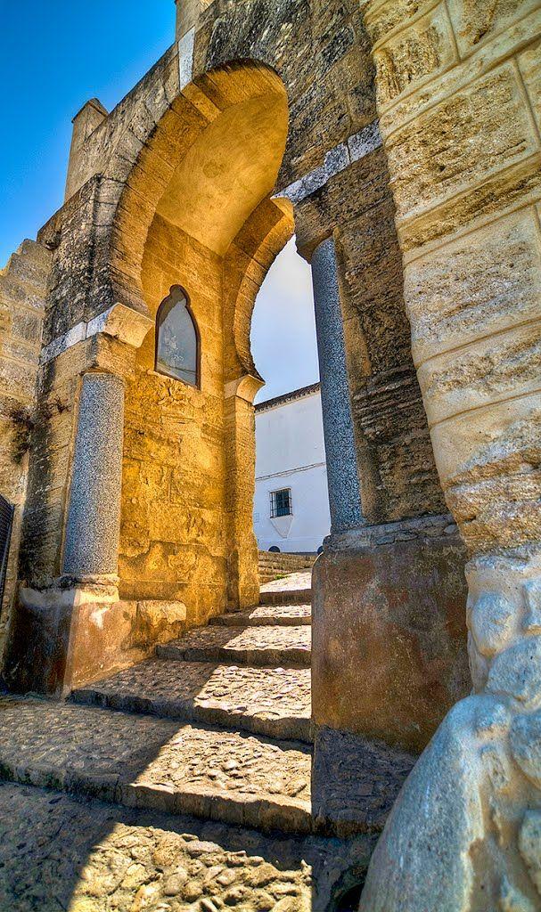 Arco de la Pastora, Medina Sidonia Cádiz  Spain