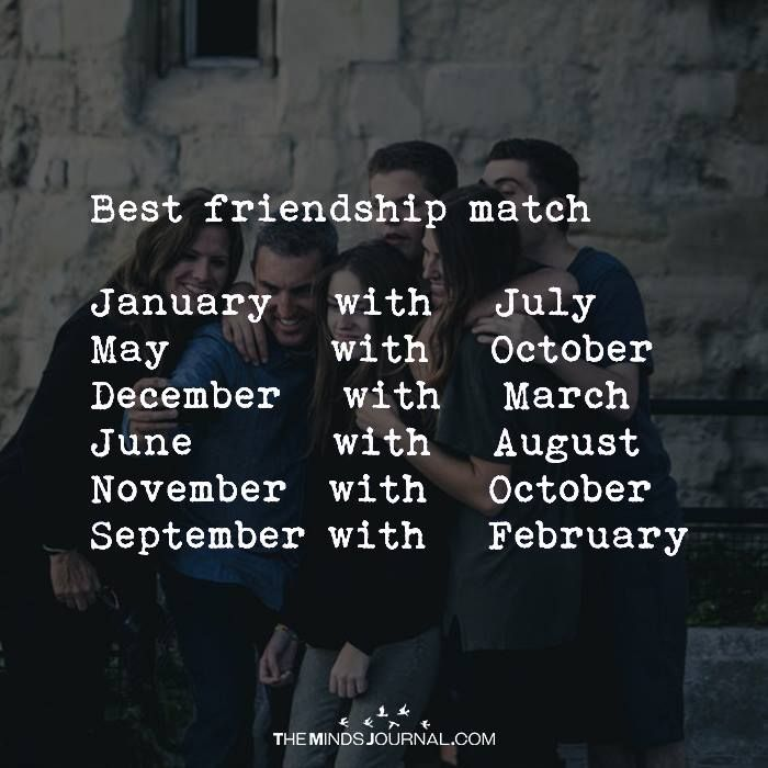 Best Friendship Match - https://themindsjournal.com/best-friendship-match/