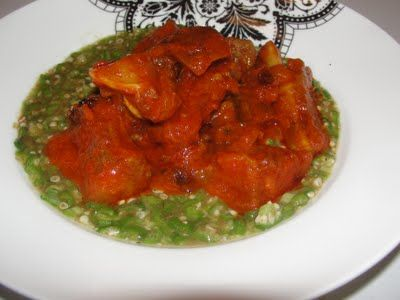 37 best food images on pinterest nigerian food crock for African continental cuisine