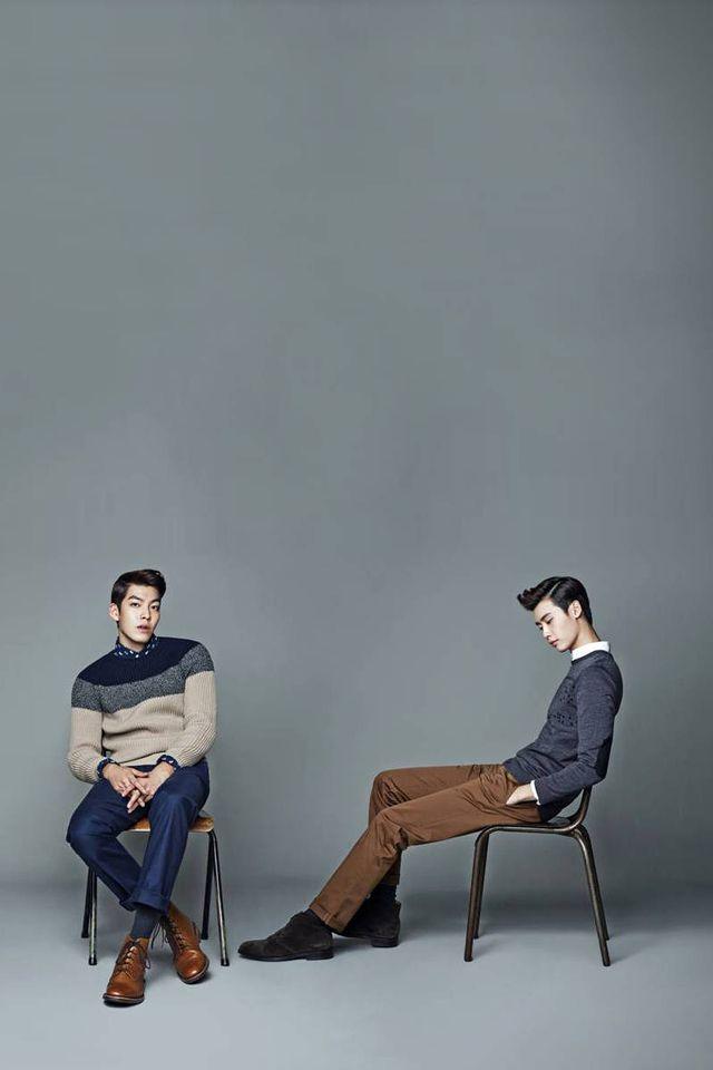 amazing Kim Woo Bin