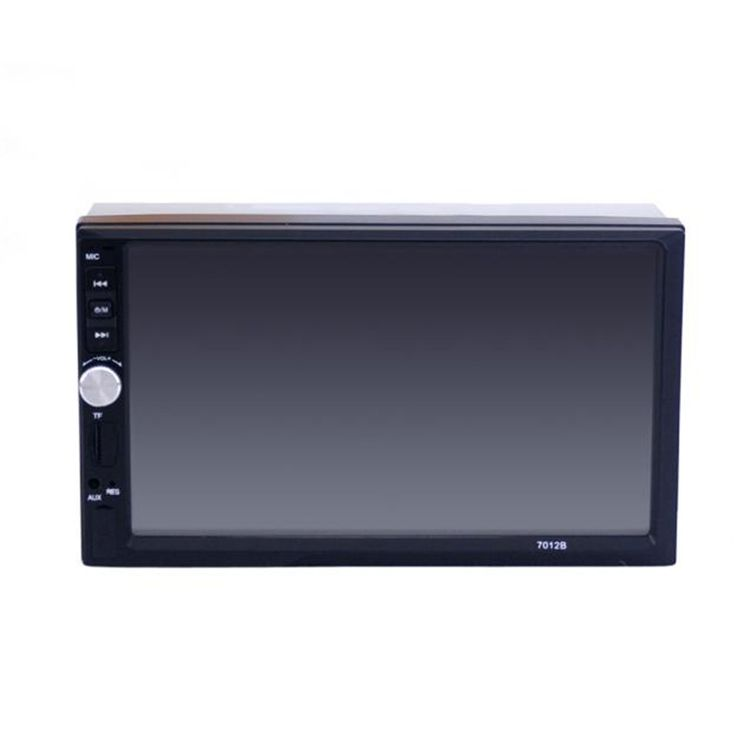 Superior Quality In Dash Touch MP4/5 Player AUX FM Radio Stereo Bluetooth Double DIN+ Camera for Car vehicle Mar02