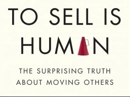 Yes, YOU are a salesperson! Brilliant Dan Pink's ('Free Agent Nation' and 'Drive') new book is out: http://j.mp/Wh0Kvb