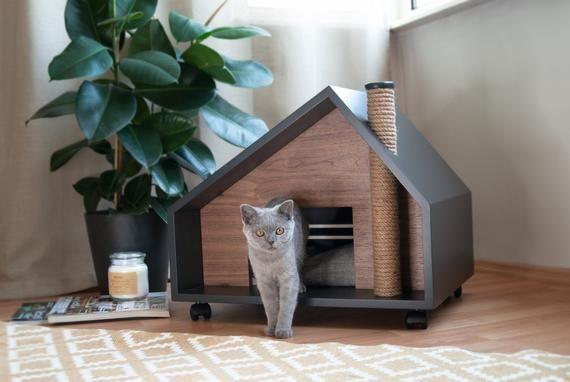 TERRACE – Cat Cave / Bed Furniture