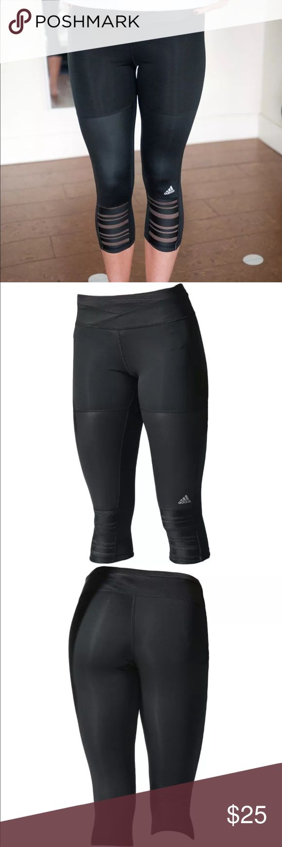 Adidas supernova workout pants Womens Brand New size  Small &Medium Adidas supernova tight.  Adidas performance :Climacool ,formation, reflective, and fitted. PRICE FIRM Adidas Pants Leggings