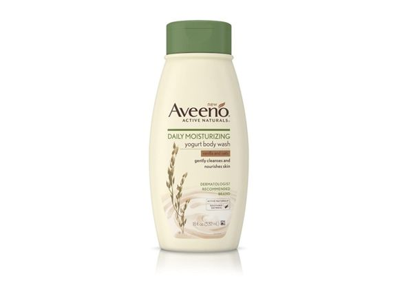 Aveeno Daily Moisturizing Yogurt Body Wash Vanilla Oats In 2019