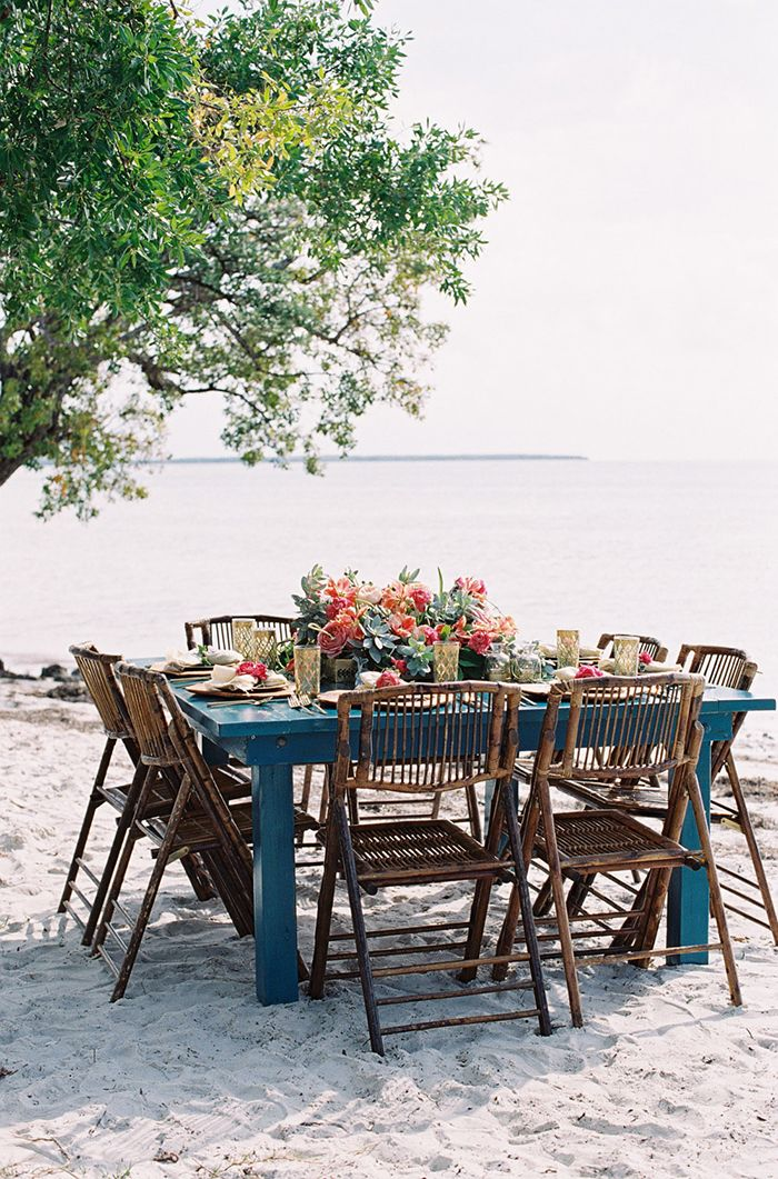 beach wedding - feather and stone photography