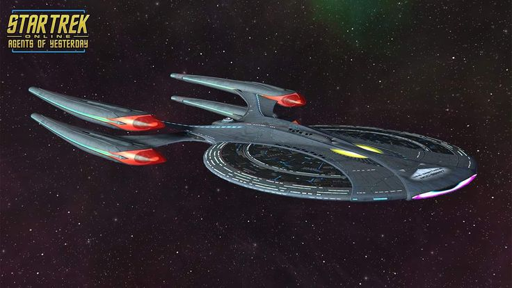 The Sagittarius class Temporal Cruiser was a swift response warship in use during the 27th Century.  Unlike the Universe class, this was a ship modeled entirely for combat, and was more compact in its design.  These ships were often considered primary targets for enemy combatants due to the threat they posed.