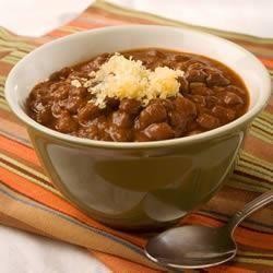Hearty Black Bean Chilli @ allrecipes.co.uk