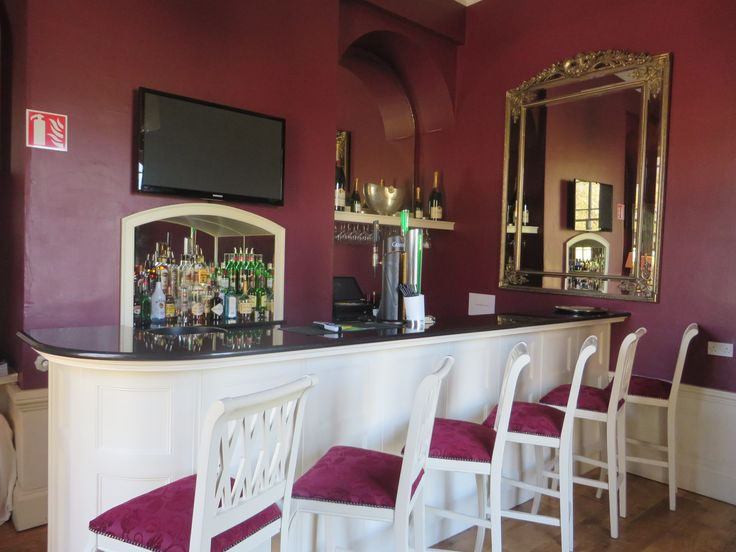 Honor Bar at Tankardstown House