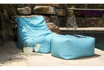 Jaxx Outdoor Bean Bags, Outside Beanbag Chairs, Patio Lounge Chair ...