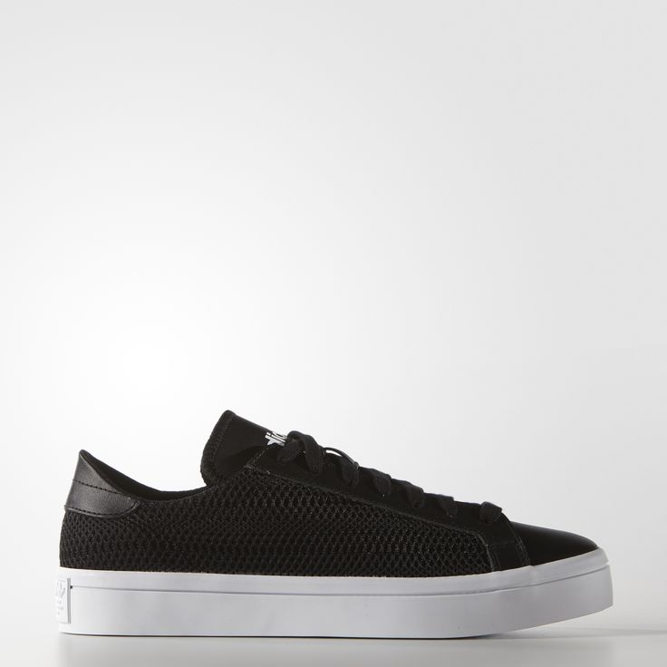 Inspired by the iconic Rod Laver, the original Court Vantage shoes were  made for the