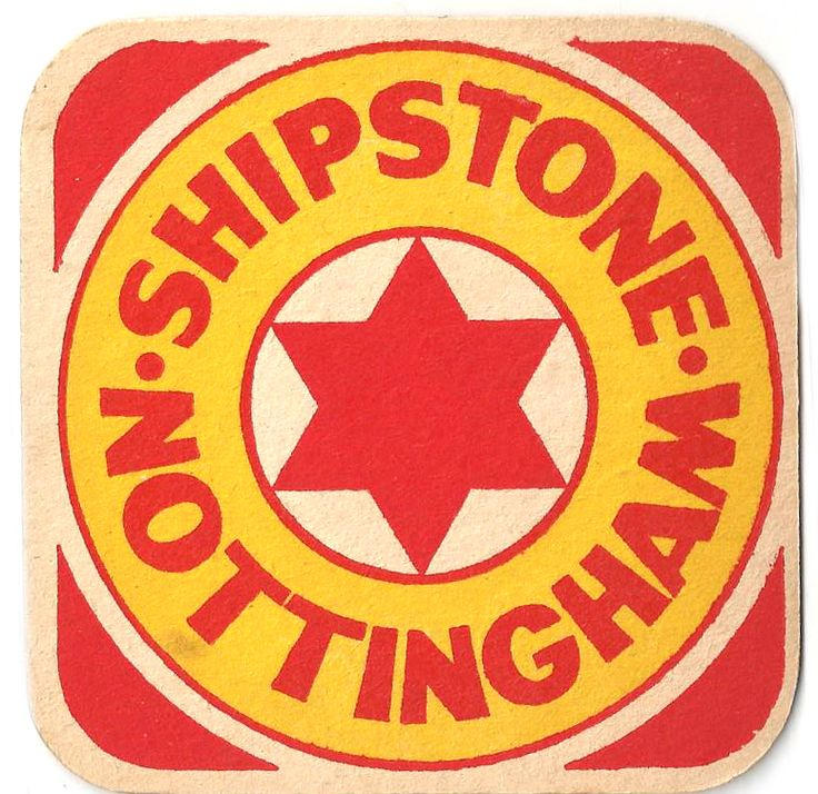 Shipston Vintage Beer Mat