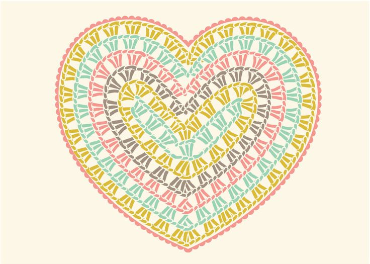 The 1343 best Crochet III ~ Motifs & Misc. Patterns images on ...