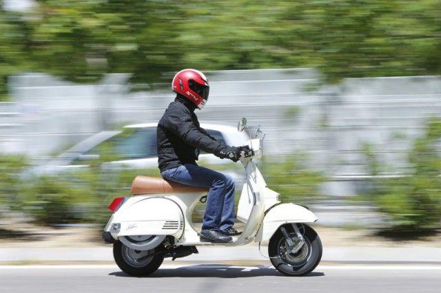 lml star 125 automatic scooter vespa motorcycle y. Black Bedroom Furniture Sets. Home Design Ideas