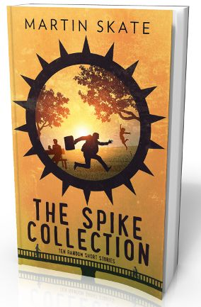 #contemporary #humor #books #kindle The Spike Collection by Martin Skate. The Spike Collection, ten short stories randomly thrown together to take you on a ride of emotions, thought provocation, and charm.