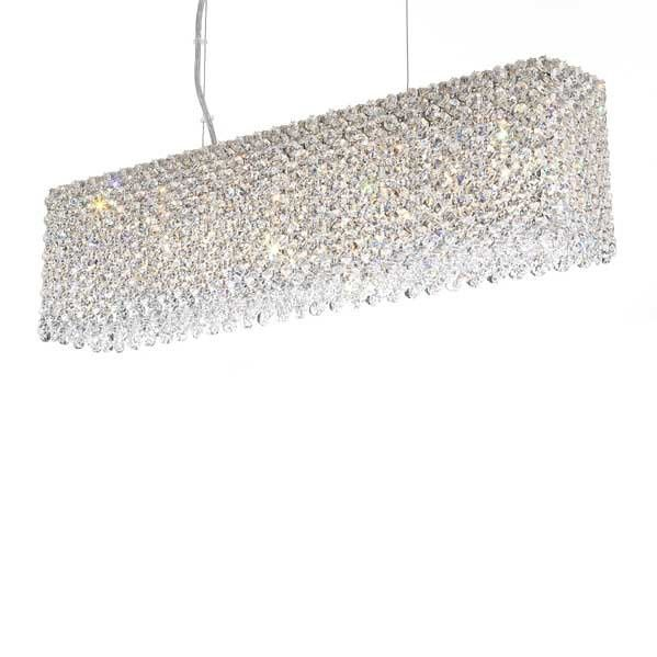 Schonbek lighting 152 pinterest schonbek roomsimages schonbek worldwide re2506 7 light refrax strip large pendant polished mozeypictures Choice Image