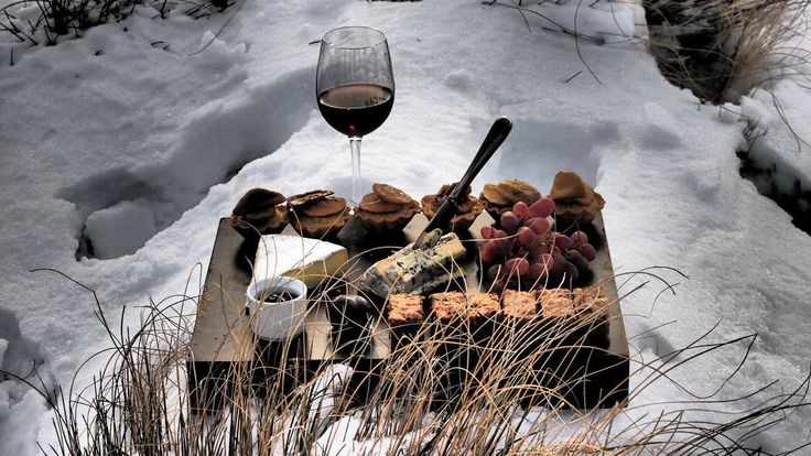 Dessert on a mountain top? - why not!