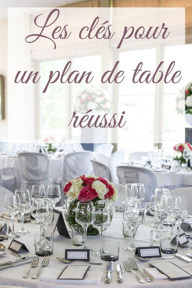 Les 20 meilleures id es de la cat gorie 65 ans de mariage - Plan de table noel ...