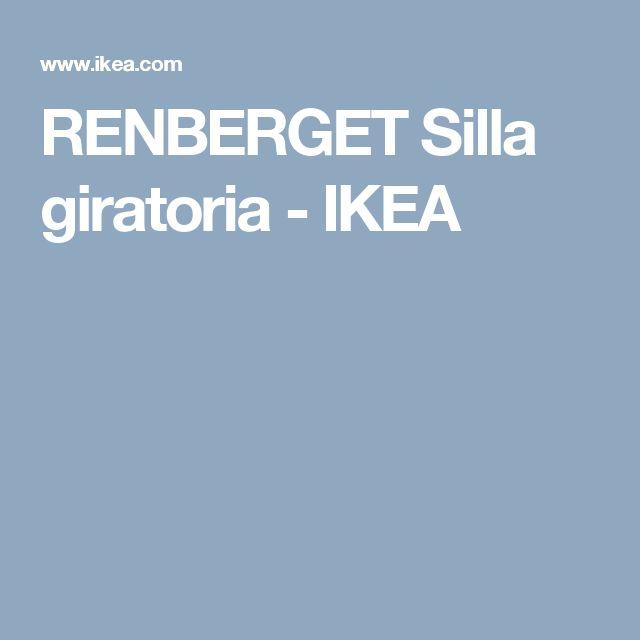 RENBERGET Silla giratoria   - IKEA