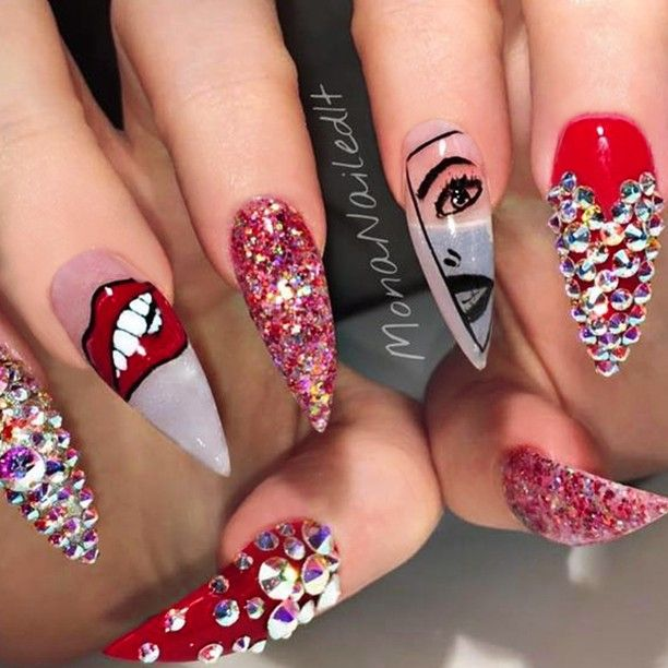 Pin by ℓαиαιуα b on Nails did