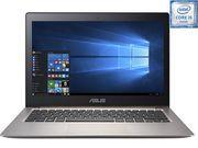 "Image of ASUS Zenbook UX303UA-DH51T Ultrabook Intel Core i5 6200U (2.30 GHz) 8 GB Memory 256 GB SSD Intel HD Graphics 520 13.3"" IPS Full HD 1920 x 1080 Touchscreen 1.2 M"