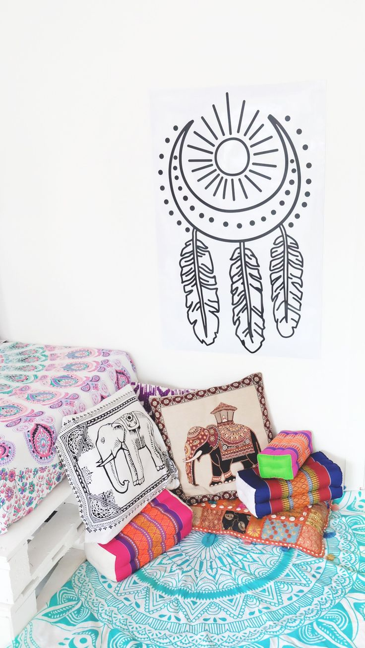 Image of Of The Moon Wall Decal