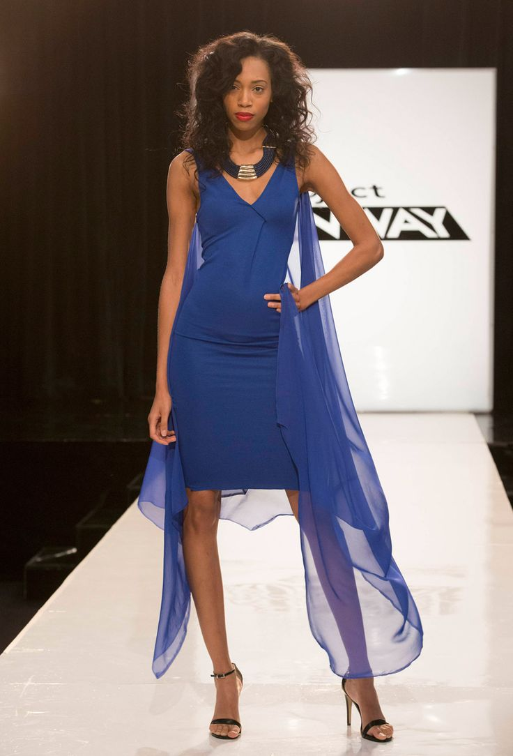 Project Runway Season 13 Rate the Runway Char Glover Episode 11 Look 2
