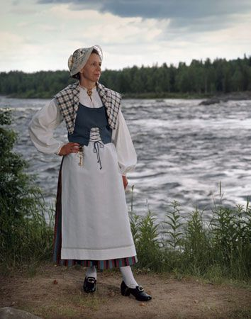 Tornionlaakso, Lappi, kuva Lapin maakuntamuseo