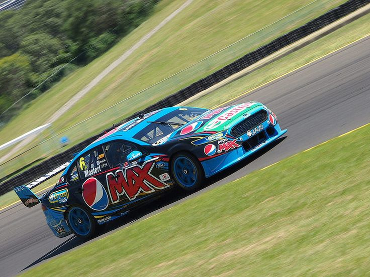 Chaz Mostert 2015 - Ford - V8 Supercars