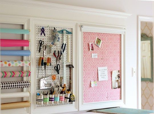 IHeart Organizing: Reader Space: Creatively Lovely Organization