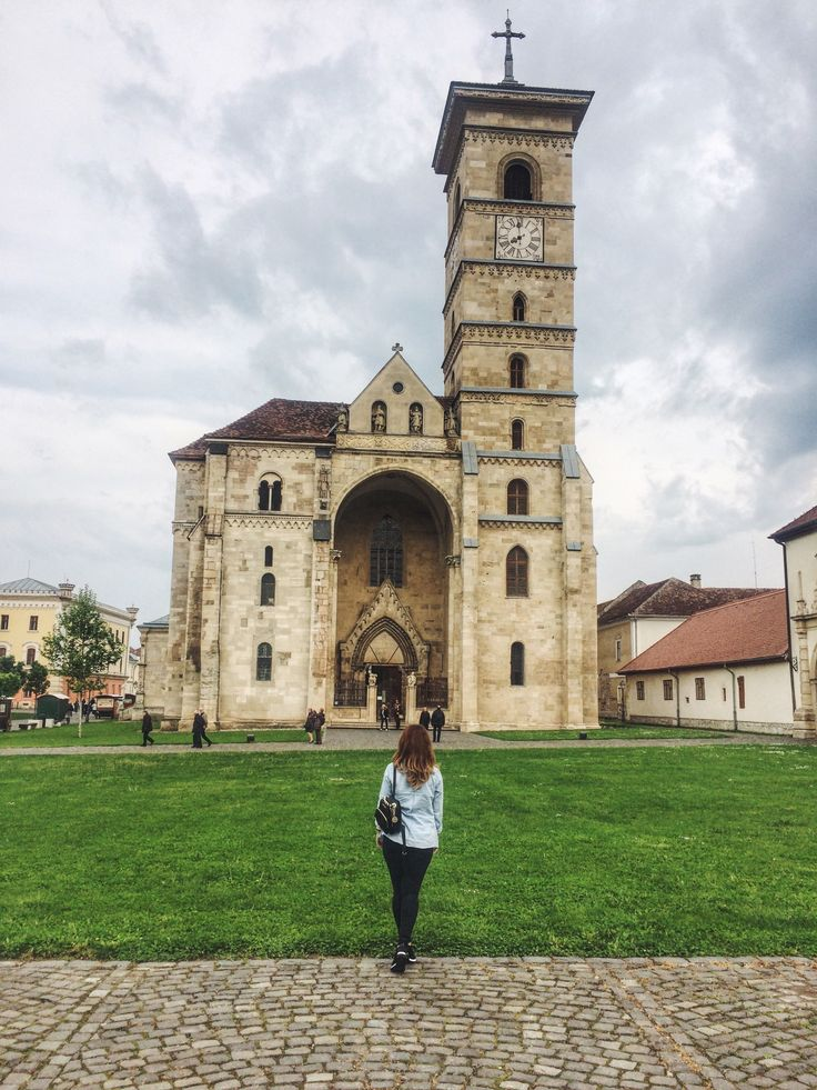 Romania, Alba Iulia Church