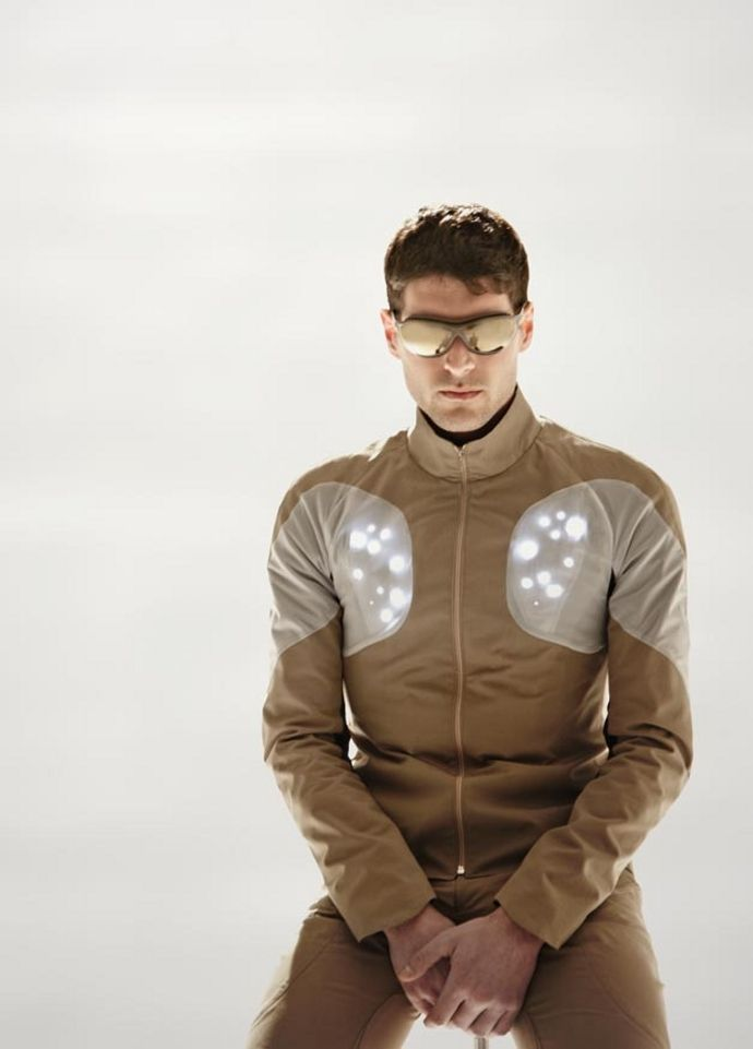 Cycling Safer with the Smart Suit