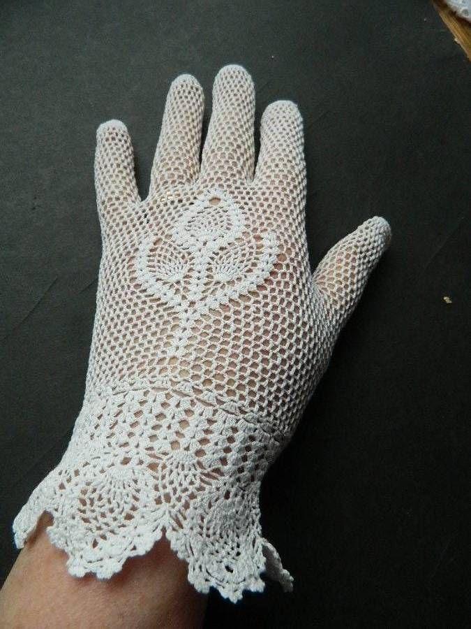 1203 best Gloves images on Pinterest   Handschuhe, Vintage ...