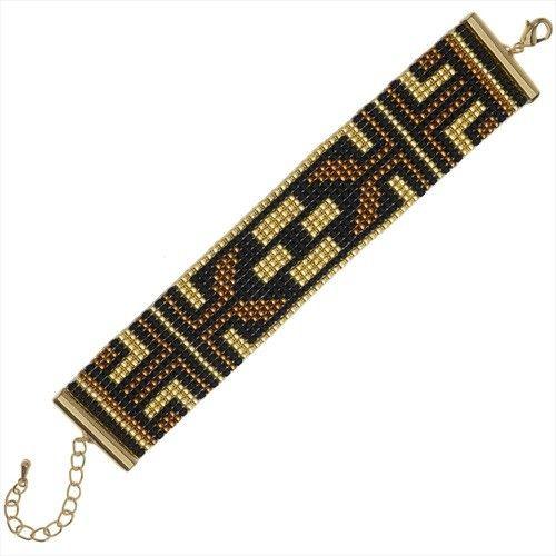Refill - Deco Metallics Loom Bracelet - Exclusive Beadaholique Jewelry Kit - Bracelet Making Kits - Jewelry Kits - Jewelry Making Kits   Beadaholique
