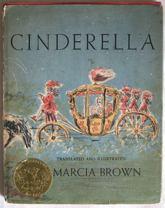 COLLECTIBLE & RARE  Perrault's Cinderella or by ForsythTreasures, $700.00