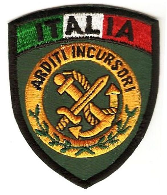 SCUBA Airborne Italy Navy Special Operations Naval Commandos CONSUBIN